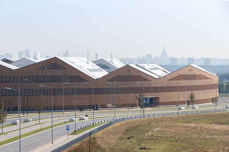 Rings on a chessboard: Skolkovo Institute of Science and Technology of Herzog & de Meuron