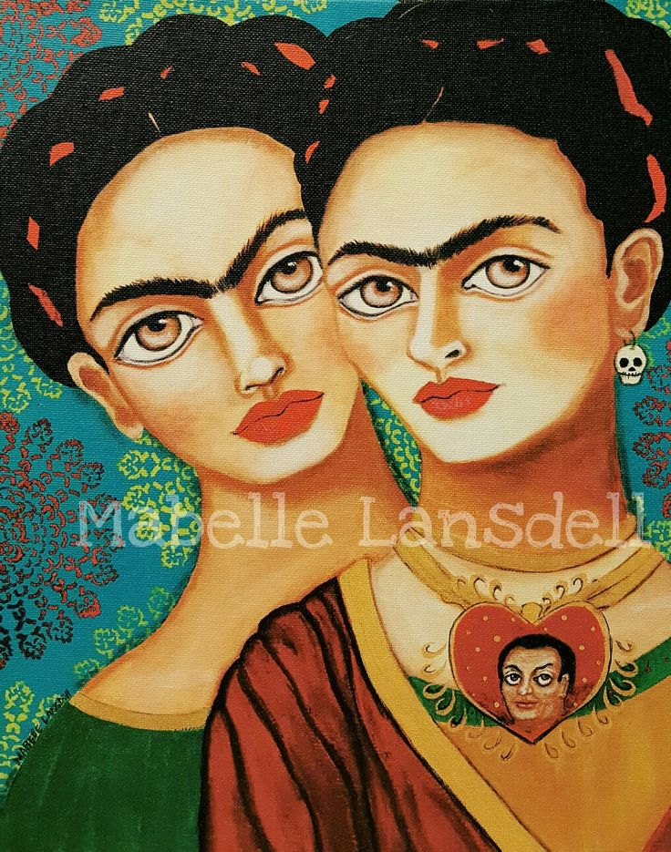 Fridas In Love by Mabelle Lansdell