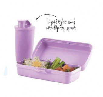 lunch set (purple daisy)4