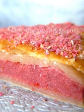 galette des rois pralines rose recette pure gourmandise puregourmandise