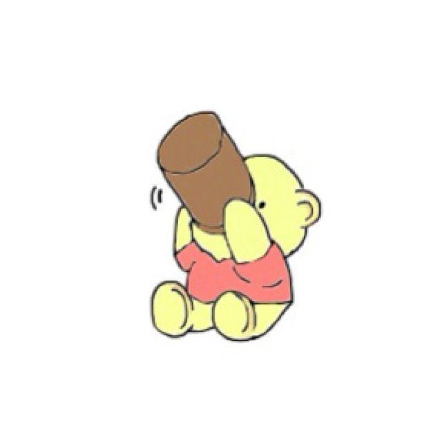 #winnie-the-pooh #cute #honey
