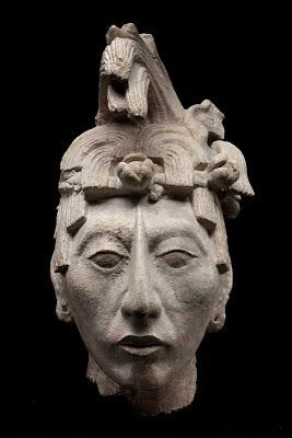 Aztec facial features