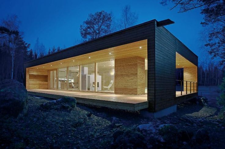 Log cabins log homes and log houses for for Contemporary timber homes