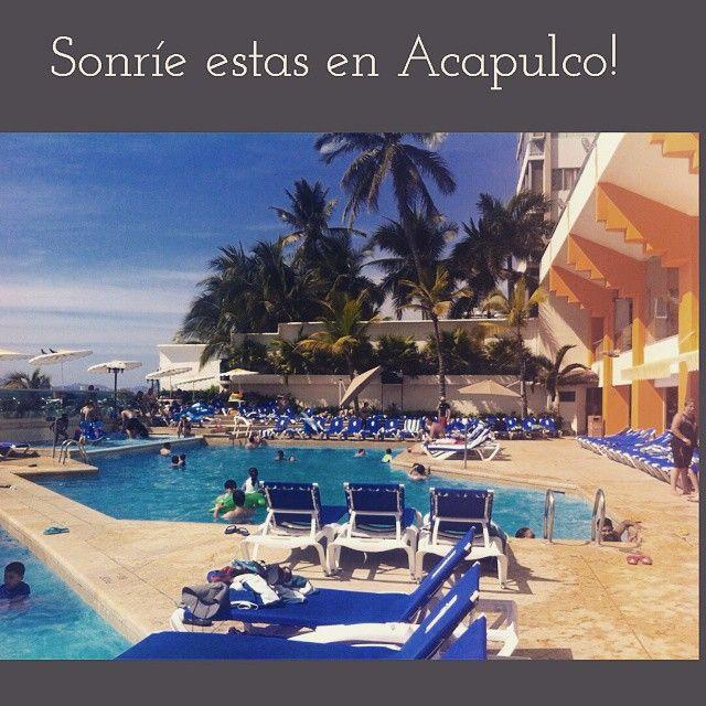 Cop@news Informa: Keep calma & come to Hotel Copacabana Beach Acapulco!  #sol #albercayplaya #animación #snack