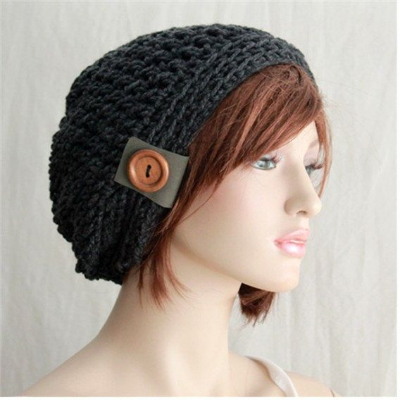 Check out this item in my Etsy shop https://www.etsy.com/listing/256863984/crochet-hat-beanie-womens-hipster-hat