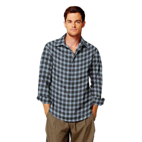 Flannel Checks Large 1
