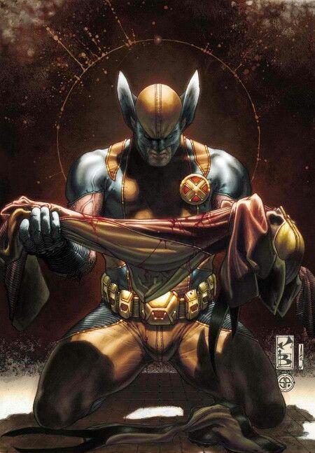 Las palabras, a veces son el disfraz de tus pensamientos, pero tus actos, son los que revelan su identidad... #Wolverine #Superior