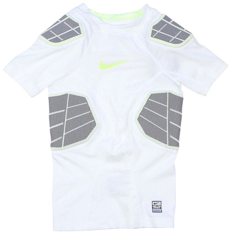Nike Pro Combat Hyperstrong Padded Boys Football XXL Shirt Style 584397 NEW 885176744381 | eBay