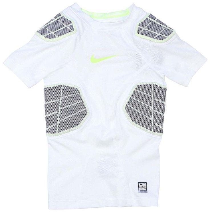 Nike Pro Combat Hyperstrong Padded Boys Football XXL Shirt Style 584397 NEW 885176744381 | eBay