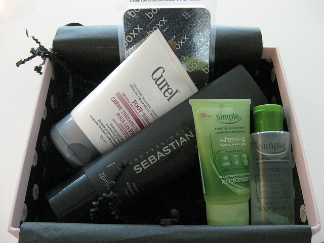 Glossybox - May I so so love my GlossyBox.. A very great sample box of different to sample and review every month.