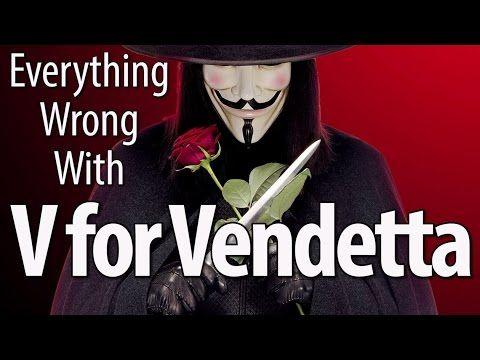 V For Vendetta (2005) Official Trailer #1 - Sc-Fi Thriller HD - YouTube