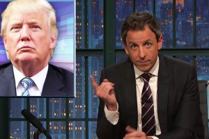 "Wow, Seth Meyers just stripped down Donald Trump's lies and Islamophobia so clearly even your racist uncle will get it now. ""But if you're waiting for Trump to apologize for anything he's said, don't hold your breath."" Apparently, the last thing he apologized for was too many years ago to remember. ""He probably forgot, because he has too many things to remember that didn't happen."""