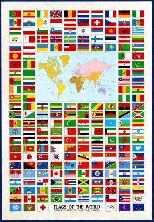 world flags pics