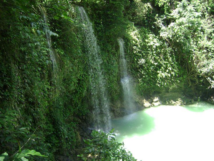 Mantayupan Falls Cebu Philippines Such A Beautiful Place Places I 39 Ve Been Photos I