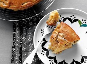 Recette Gâteau au yaourt Coing et Noix Caramélisés - Feminin Bio
