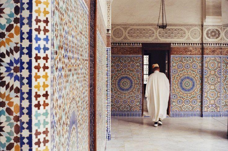 #travelcolorfully la grande mosquée de paris by kinga burza