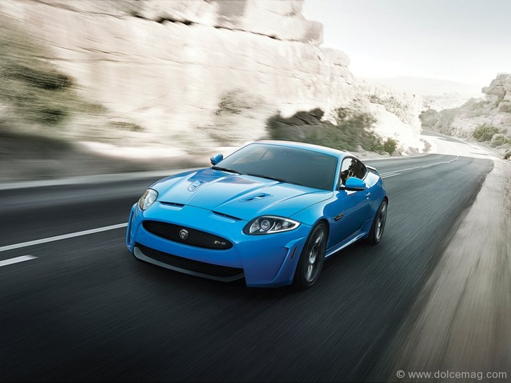 Sleek, sporty and striking, the XKR-S is the most powerful road car Jaguar has ever produced.
