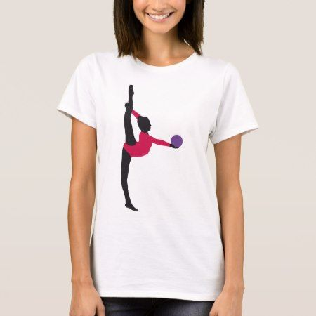 ball gymnastics T-Shirt - tap, personalize, buy right now!