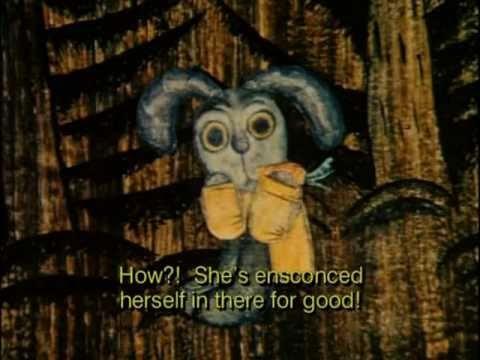Masters of Russian Animation: Yuri Norstein - Fox and Rabbit / Лиса и заяц (1973)