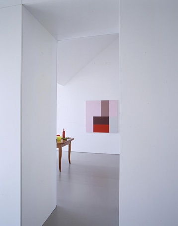 Künstleratelier in Leutmerken - Peter Kunz Architektur
