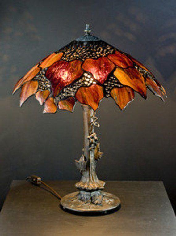 Erhalten Kostenlose Weltweite Lieferung Mit Code Freedeli Einsatz An Der Kasse Das Ahornblatt Ist Sehr Interessa Tiffany Lampen Glaslampen Moderne Lampen