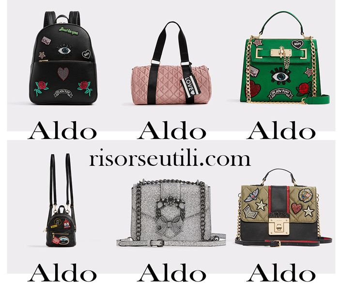 Handbags Aldo fall winter 2017 2018 women bags
