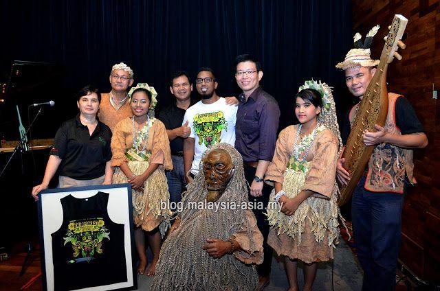 Rainforest World Music Festival Preview