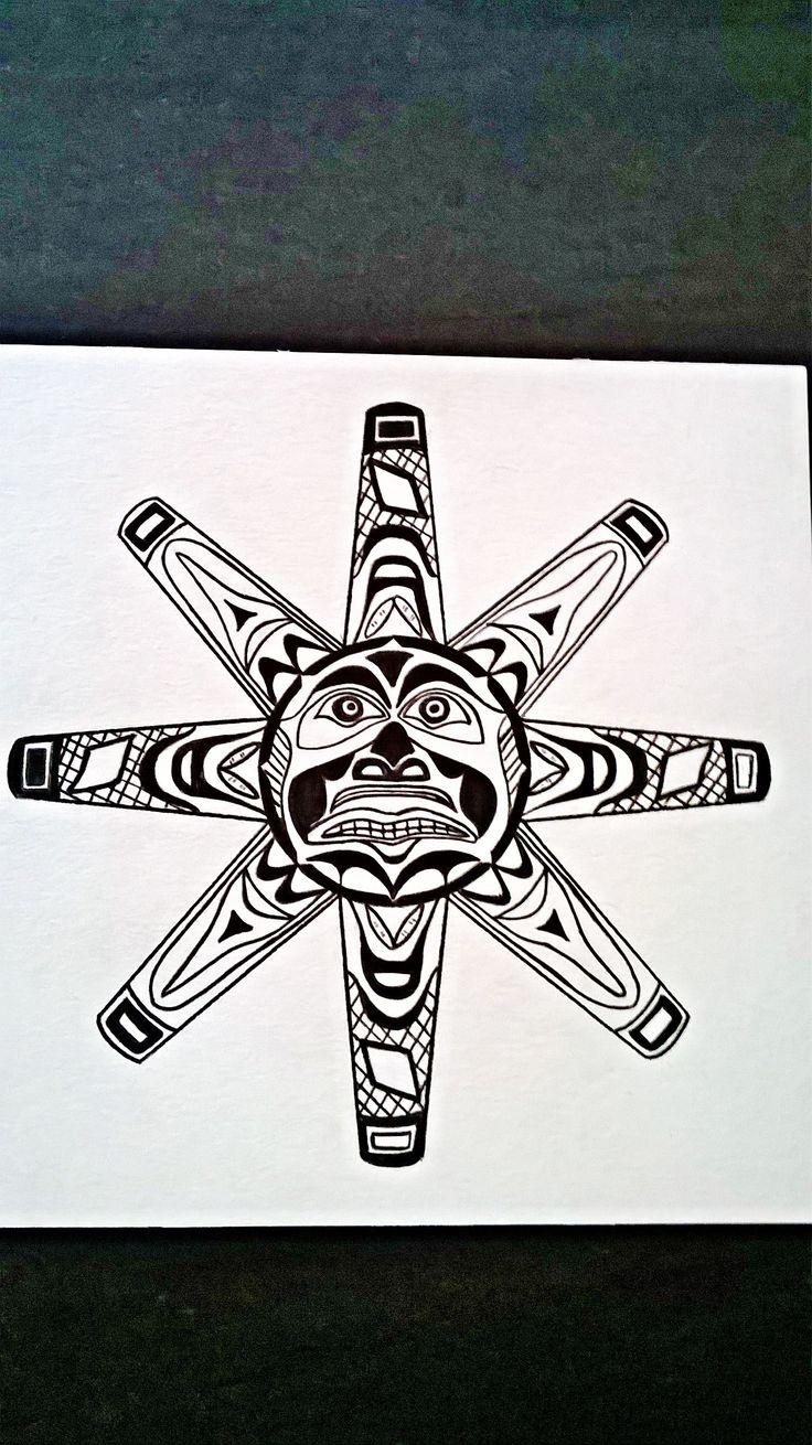 Indiaanse kunst van de Noordwestkust