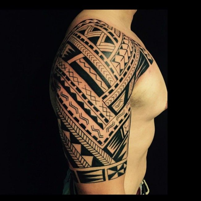 150 Most Amazing Maori Tattoos, Meanings, History awesome