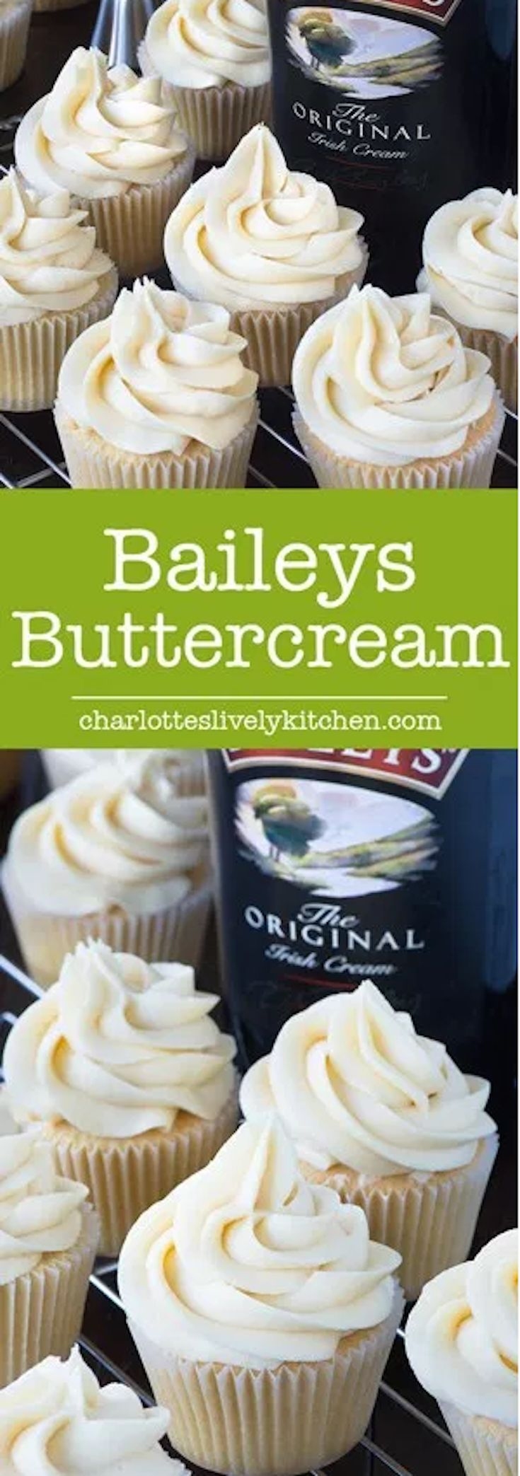 Make it! Baileys Buttercream Recipe