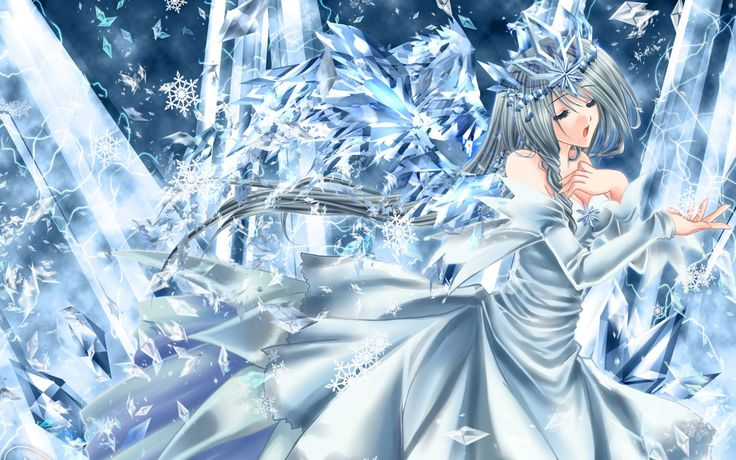 anime pictures | Ice Princess Anime Fresh New HD Wallpaper ...