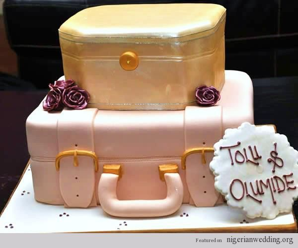 Naija Cake: 17 Best Images About Nigerian Wedding Cakes On Pinterest