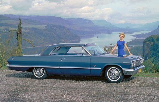 America's favorite full-size sedan has been through a journey full of change.