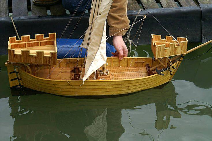 model cog ship | Portsmouth Model Boat Display Team (GB) http://www.pmbdt.co.uk/ looks ...