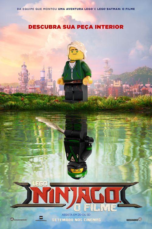 The LEGO Ninjago Movie (2017) Full Movie Streaming HD