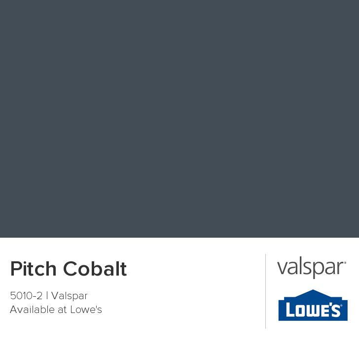 Pitch Cobalt