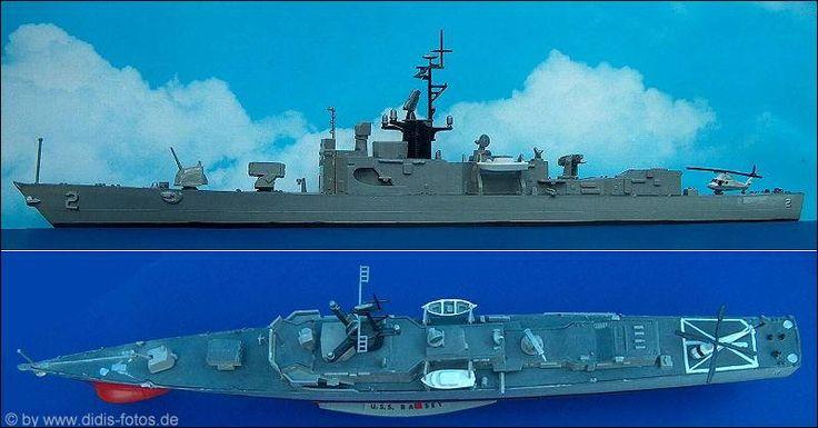 "USS ""Ramsey"" 1:300"