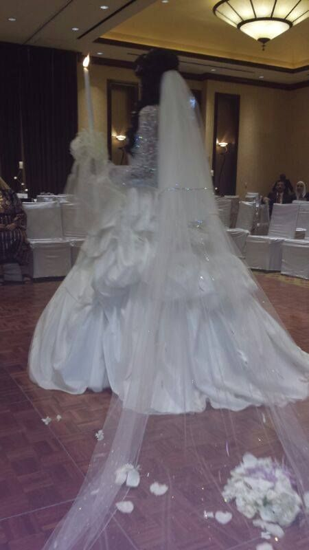 Palestinian candle dance. WEDDING DRESSES