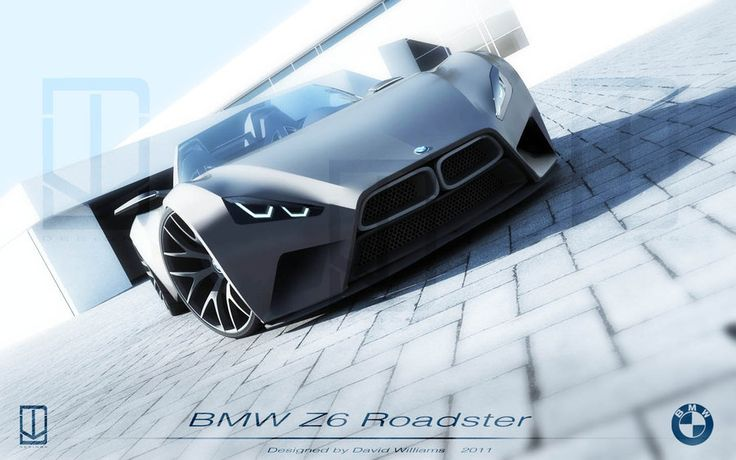 Bmw Z6 Roadster By Wizzoo7 On Deviantart Bimers