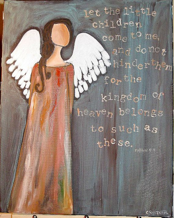 Let The Little Children Come to Me Original by SweetCarolineOrig, Cynthia Fortner