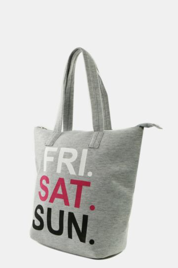 Statement Print Shopper Bag from Mr Price R99,99