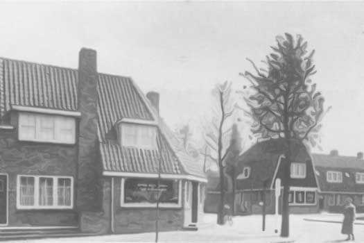 Ericastraat - Neuweg