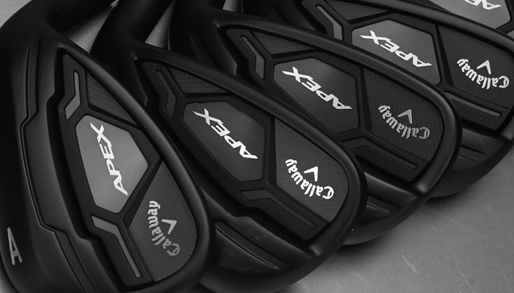 callaway apex black irons I NEED THESE!!!!