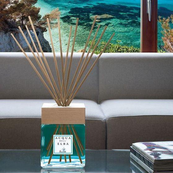 Acqua Dell'Elba home fragrance diffusers made in Italy