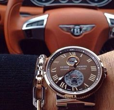Ulysse Nardin #watch #searchub