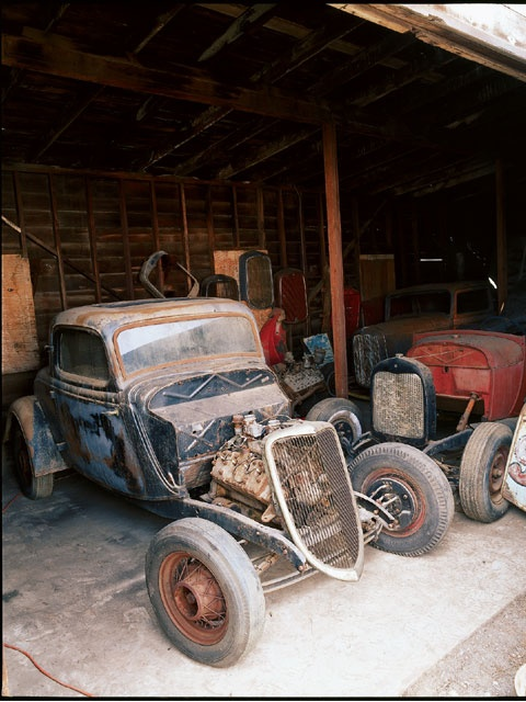 Hot Rod Barn : Best images about vintage hot rods on pinterest cars