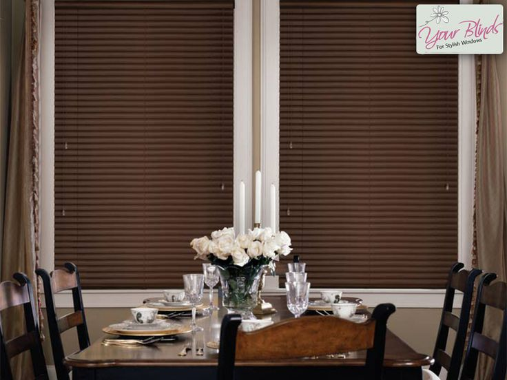 Aluminium Venetian Blinds from Your Blinds Direct