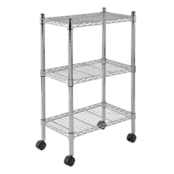 25 Best Ideas About Commercial Shelving On Pinterest Stainless Steel Kitchen Cabinets Metal