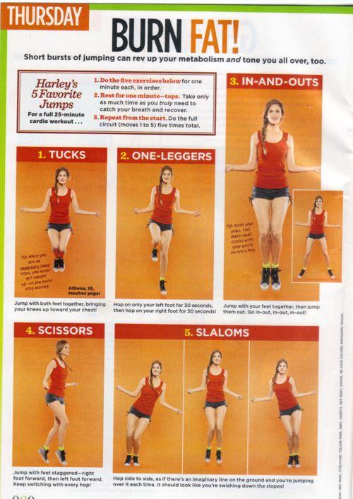 burn fat!Raspberries Ketones, Burning Fat, Fit Tips, Workout Exercies, Cardio Workout, Jumping Ropes Workout, Fat Burning, Weightloss, Weights Loss