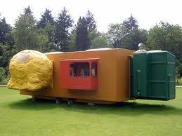 joep van lieshout mobile home kroller muller - Google zoeken